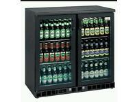 Gamko commercial bottle cooler.
