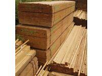 100 x 3.6 meter lengths of 19mm x 38mm wood timber batten