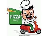 Pizza delivery driver required