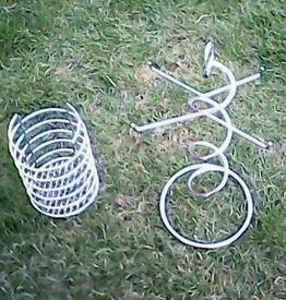 Utensil and cutlery holder, collect from Bridgwater