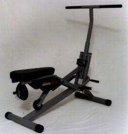 weider power glide exercise machine
