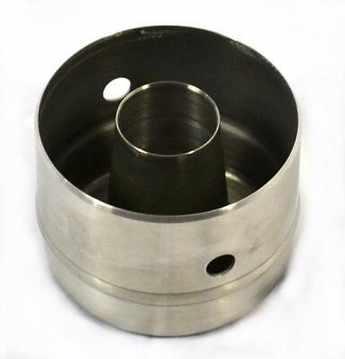 Donut Cutter - Stainless Steel Steel Welectroplated Finish - 3
