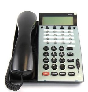 Digital Telephone - NEC DTU-16D-1 - Used
