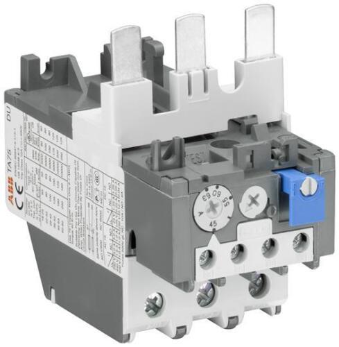 ABB TA75DU42 Overload Relay, 690 VAC, 29 - 42 A, 1 NO - 1 NC, 3 Pin
