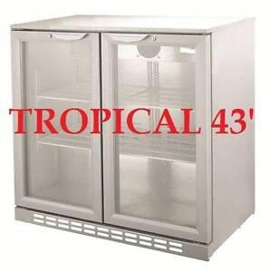 Tropical 43' Rated Alfresco Glass Door Fridge 2 Door Brand New Malaga Swan Area Preview