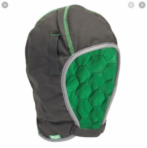MSA Gray & Green Flame Resistant Fabric V-Gard Supreme Winter Liner w/Warm Pckt