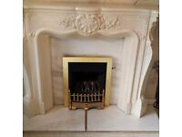 fire surround and heater for sale