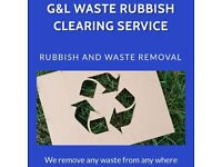 SAME DAY rubbish clearance/removal