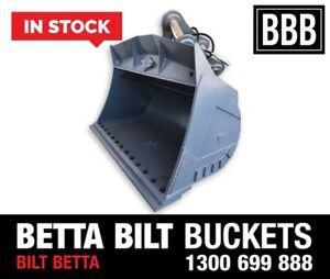 (BBB) BETTA BILT BUCKETS 20 TONNE TILT BUCKETS 1800MM IN STOCK Smeaton Grange Camden Area Preview