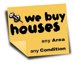 Will BUY YOUR PROPERTY, AS IS, PRIVATELY & with NO EXTRA WORK