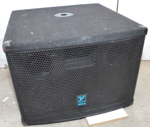 Wanted :Yorkville Elite LS 700P Powered Subwoofer