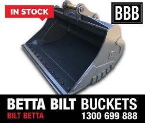 EXCAVATOR MUD BUCKET (BBB) BETTA BILT BUCKETS Smeaton Grange Camden Area Preview