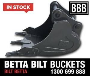 EXCAVATOR BUCKET (BETTA BILT BUCKETS)  12 TONNE GP BUCKET 600MM Sydney Region Preview