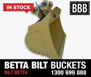 EXCAVATOR TILT BUCKETS BETTA BILT BUCKETS INS TOCK Smeaton Grange Camden Area Preview
