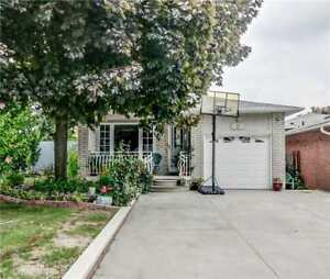 Spacious 4-Level Detached Home With Garage And Large Yard!