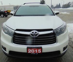 2015 Toyota Highlander XLE,AWD,Remote start,Sunroof,leather,