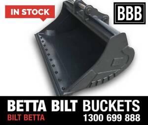 EXCAVATOR BUCKET BETTA BILT BUCKETS 13 TONNE MUD BUCKET Smeaton Grange Camden Area Preview