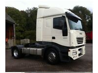 IVECO Stralis, Full service history. Serviced 11/16. Selling as bought new.