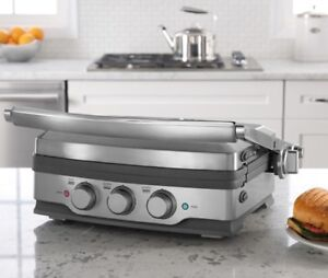 Frigidaire professional 5 in 1 panini grill griddle