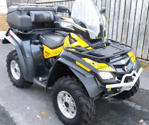 can am 800 outlander xxc