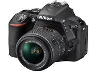 Nikon D5500 plus extras