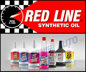 DIFFERENTIAL OIL HUILE REDLINE HIGH HAUTE PERFORMANCE SYNTHETIC
