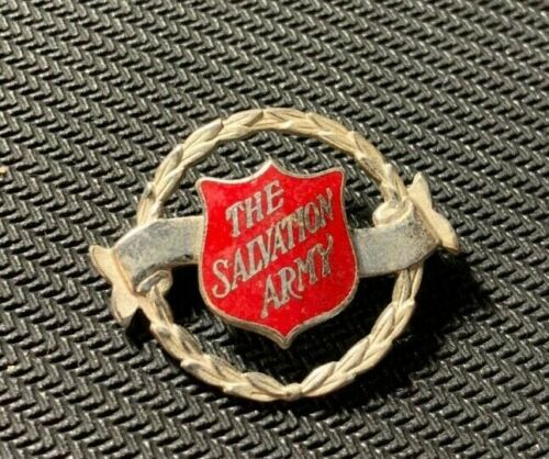 The Salvation Army, Pin / Badge