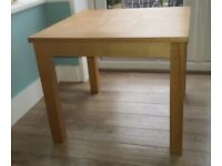 End table/lamp table