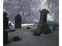 Become a Ghost hunter.