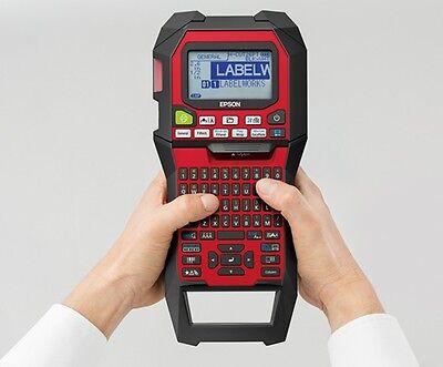 Ksun Epson Lw-px700 Label Wire Marker Printer Kit - Bundled System