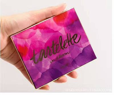 12 Colors Tartelette in Bloom Clay Palette  Eye Shadow Tarte High Performance
