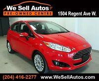2014 Ford Fiesta Titanium *$14,988.00 Finance Price OAC