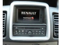 Renault Trafic Tom Tom Sat Nav Satellite Navigation Screen