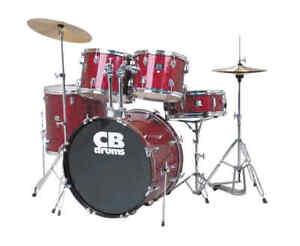 Drums - 5 piece