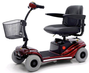 Looking for cheap/broken mobility scooter