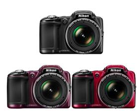 Nikon Coolpix L830 16MP Bridge Camera