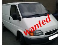 Smiley van wanted