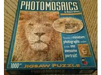Multiple Jigsaws. 500 + 1000 Pieces