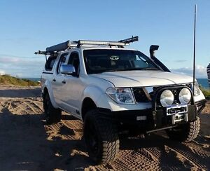 Nissan navara Stx D40 - Modifed - Swap Perth Perth City Area Preview