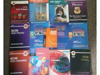 GCSE BOOKS BUNDLE (13 BOOKS)