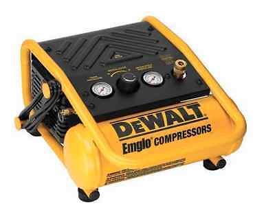 Dewalt D55140 0.3 HP 1 Gallon Oil-Free Hand Carry Trim Air C
