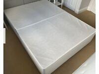 Divan double bed base 4ft 6 Guildford