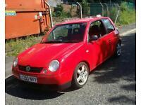 Volkswagen Lupo 1.0l long Mot