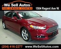 2014 Ford Fusion SE *$16,488.00 Finance Price OAC