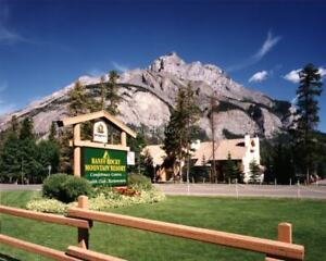 Family Day Week Feb 17 - 24 2019 Rocky Mountain Resort Banff AB