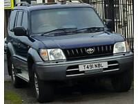 1999 Toyota landcruiser colorado vx 3.0td
