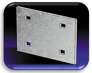 BACKER PLATE (DOCK HARDWARE)