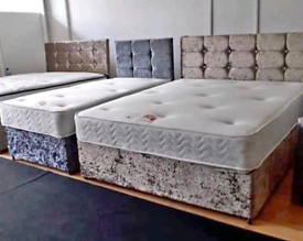🤍🟠 DIVAN BEDS 🟠BRAND NEW 🟠FREE DELIVERY 🟠🤍
