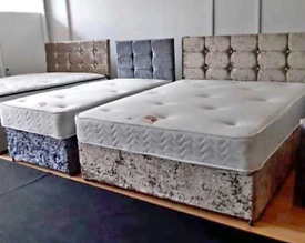 Beds - 🇬🇧 DIVAN & sleigh 🛌 🛌 🛌 free delivery