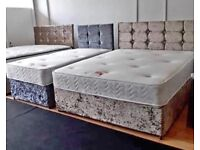 BEDS - NEW- 🏴🛌DIVAN BEDS 🛌🔥FREE DELIVERY🔥